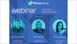 SIRMA WEBINAR - FINANCIALS Q2 2016
