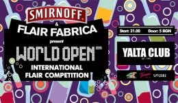 International Flair competition streamed from Yalta