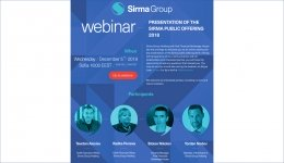 Sirma Group Webinar